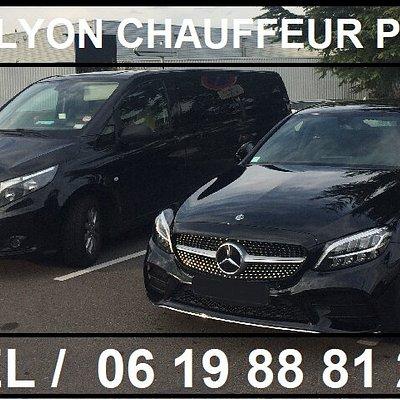 Voyagez en van ou berline avec chauffeur à Lyon