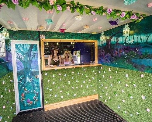 Inside Tink's Tipsy Tavern 😍