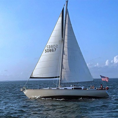 Sailing excursion with Sail The Vineyard, Martha's Vineyard, MA