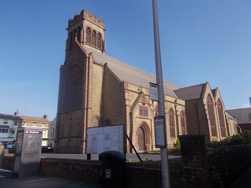 Holy Trinity Church, Blackpool