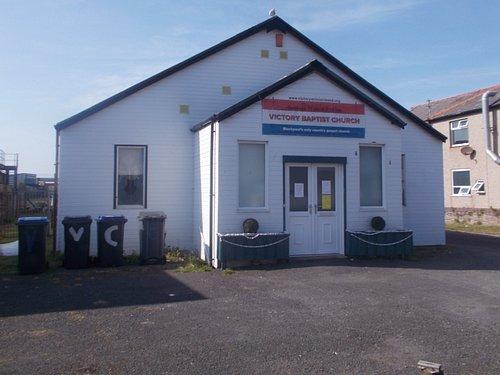 Victory Baptist Church, Blackpool