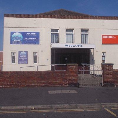 Elim Blackpool Gatehouse Church