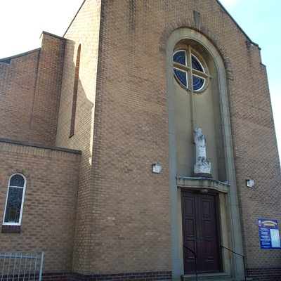 Our Lady Of The Assumption Roman Catholic Church, Blackpool