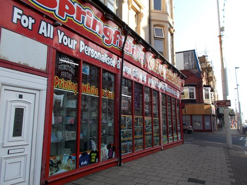 Springfield's Gift Superstore, Blackpool