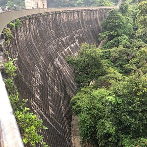 Kowloon Reservoir - Main Dam