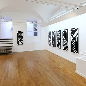 Galerie Claire Gastaud | Salle 2 | Exposition Tania Mouraud