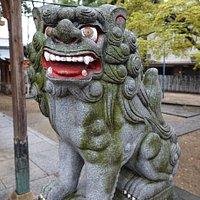 東大阪市・長田神社