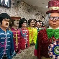 Mais de 70 Bonecos Gigantes de Olinda