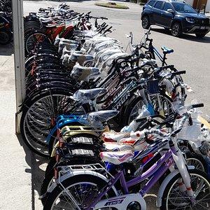 Vasto assortimento bici nuove