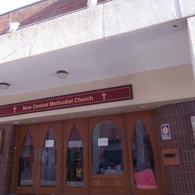 New Central Methodist Church, Blackpool