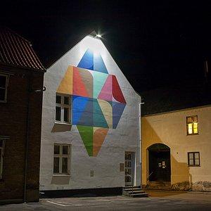 MALENE LANDGREEN Signifikant Holbæk/In Situ Bysøstræde 2B, 4300 Holbæk Opført som en del af Holbæk Art 2014