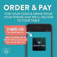 Order from the comfort of your table!