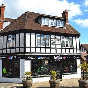 A great bike shop