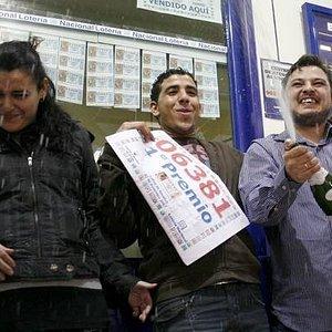 En Lotería La Ranita ya saben lo que es dar el Gordo de Navidad