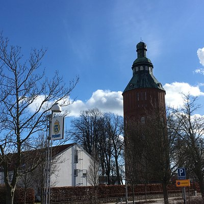 Water Towers of Ystad