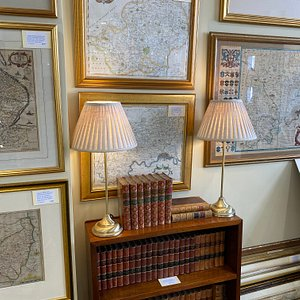 Fantastic selection of antique maps
