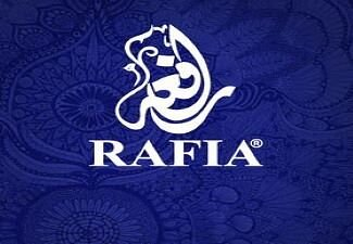 RAFIA is a female clothing brand, specializing in fabrics and prêt. This is a high street ready-to-wear dedicated to creating elegant formal party wear and casual outfits that reflect an elegant fusion of east and west present in Pakistan.