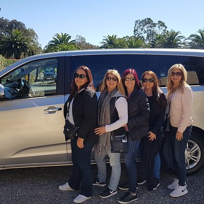 The Victorian Ladies on Winey experience in the Barossa Valley