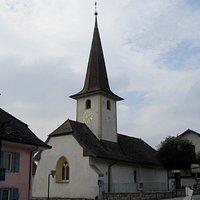 Eglise d'Eclépens (Vaud)
