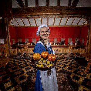 Explore York's hidden medieval townhouse