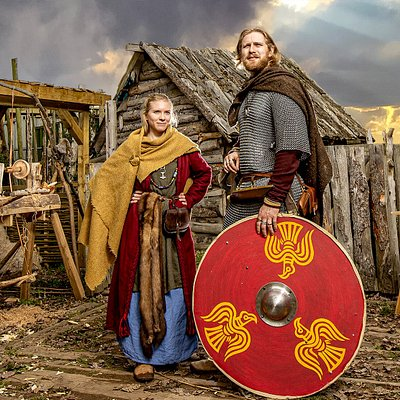 Discover the Vikings
