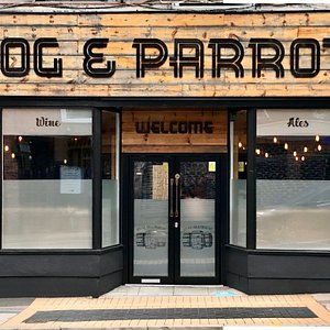 Updated frontage