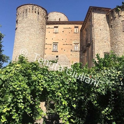 il Castello, vista frontale