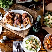 Family Meals at Porter Creek - Fire Roasted Rotisserie Chicken