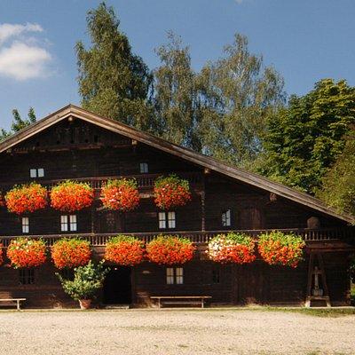 Schusteröderhof im Freilichtmuseum Massing