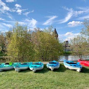 Kayak Rentals