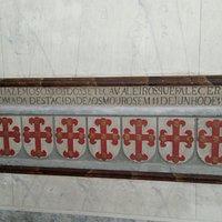 ...Jazem 7 Cavaleiros que faleceram na tomada da Cidade de Tavira aos Mouros a 11 de Junho de 1242.