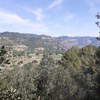 Vall del Tenes, Castell de Montbui