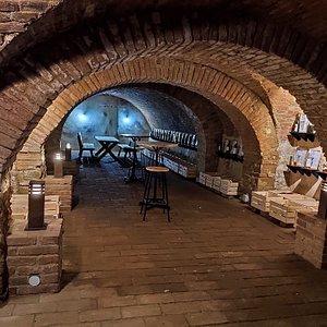 Sklep Degustačního salonu Pálava Mikulov