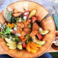 Salat Panza Burro