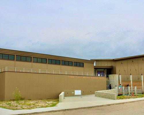 Tybee Island Marine Science Center, located at 37 Meddin Drive, Tybee Island, GA.