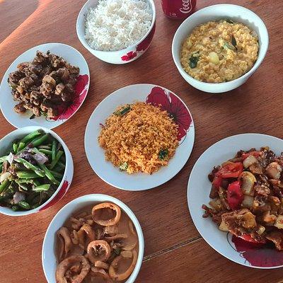 Tasty Sri Lankan Foods
