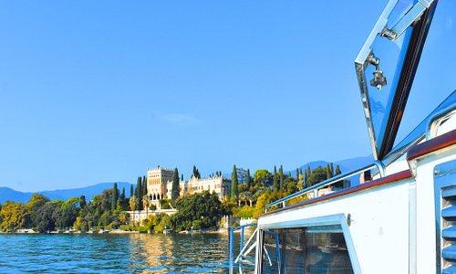 Isola del Garda - South Garda Boat Tour by GardaLanding