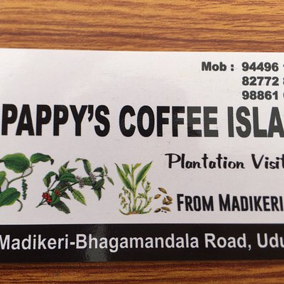"""Pappy""""s Coffee Island"""