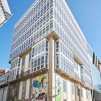 Fundación Barrié, La Coruña.