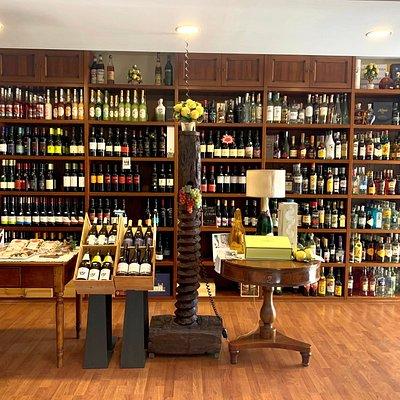 Wine Shop, Sicilian Wine.  Enoteca, Vini Siciliani
