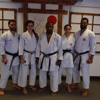Zen-Shin Martial Arts Richards family Academy.