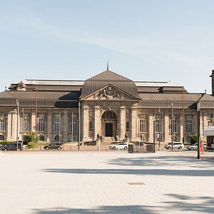 Das Hessische Landesmuseum Darmstadt Foto: Robert Schittko