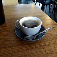 long black coffee (small)
