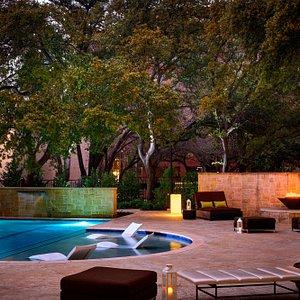 Outdoor Pool & Patio
