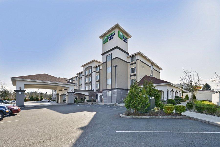 Holiday Inn Express Suites Tacoma South Lakewood 109 1 3 Prices Hotel Reviews Pierce County Wa Tripadvisor