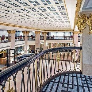 Lobby - Mezzanine Level