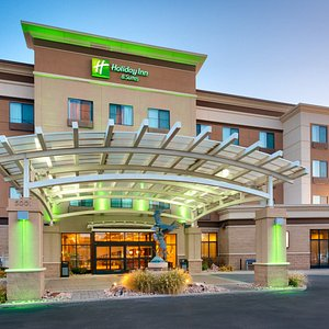 Welcome to the Holiday Inn & Suites Salt Lake City - Airport West
