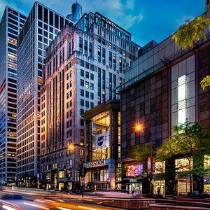 Exterior - Michigan Avenue
