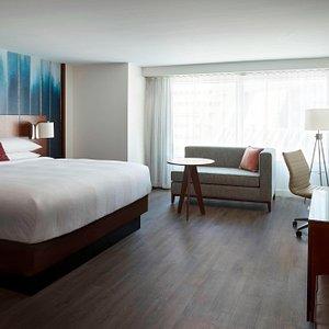King Concierge Level Guest Room