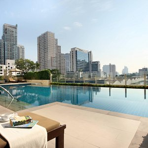 Outdoor Pool - City View